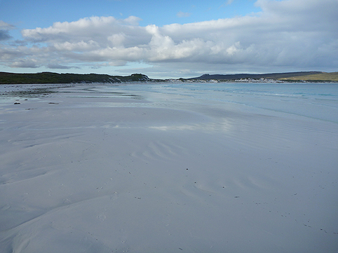 116 The stunning white sands of Lucky Bay, Cape Le Grande NP, Esperance, WA