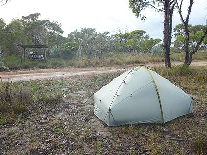 82 Roadside campsite about 45km west of Esperance, WA